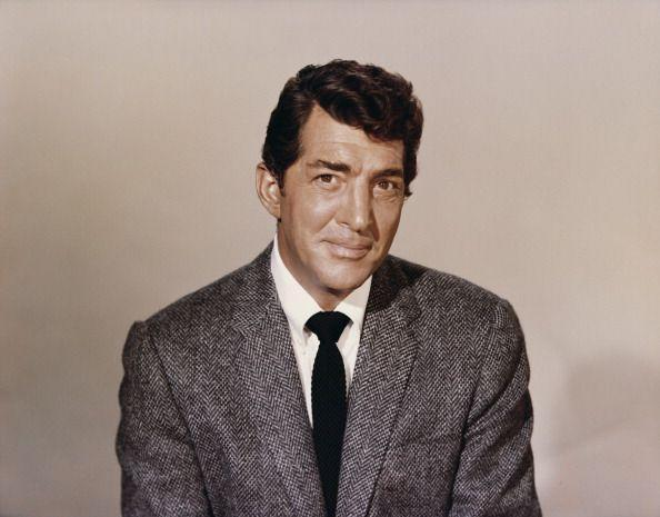 <p>The 1960s comedian gave his name a makeover when he changed it from Dino Crocetti to Dean Martin. </p>