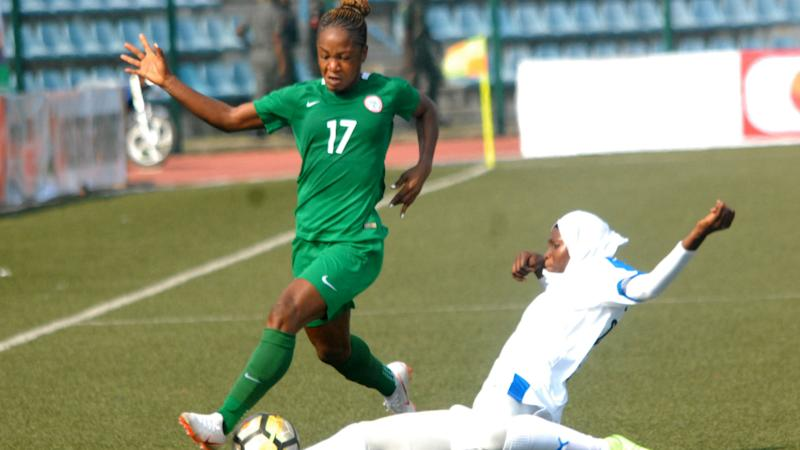 'I didn't see that coming' - Francisca Ordega surprised by Caf award shortlist