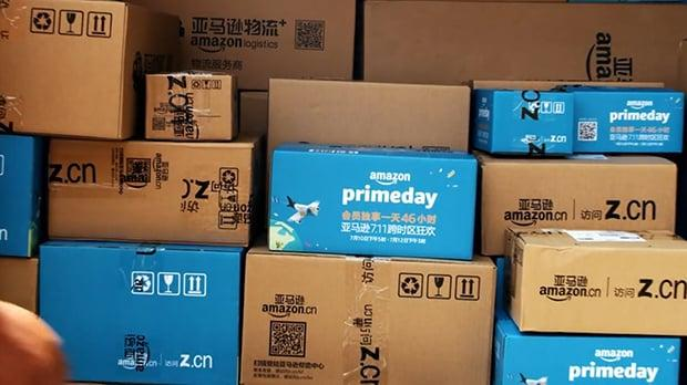 It's the one-day Amazon Prime Day sale, and amazon.ca is offering deep discounts on some items. (The Telegraph)