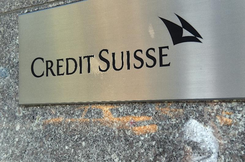 Switzerland's second largest bank Credit Suisse has reported a net loss of 302 million Swiss francs (273 million euros, $311 million) in the first quarter