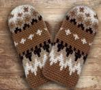 <p>Pair these <span>Bernie Sanders Mittens Crochet Hand Mittens</span> ($26) with a dark green jacket, black pants, and a mask, and your work here is done.</p>