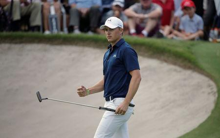 Jordan Spieth wins Australian Open in 3-way playoff