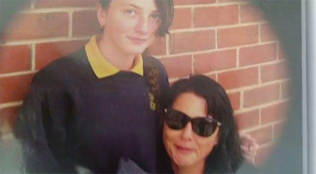Amanda Grennan and her mum Deb Langshaw. Source: Sunrise