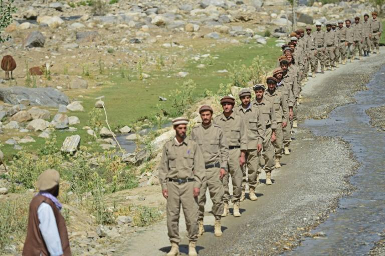 The National Resistance Front's main goal is to avoid further bloodshed in Afghanistan and press for a new system of government but is also prepared for 'long-term conflict'