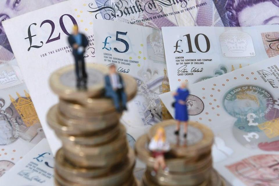 The size of the state, with higher taxes and more spending, is set be permanently made bigger by the UK Government's social care reforms, according to the Institute for Fiscal Studies (Joe Giddens/PA) (PA Archive)