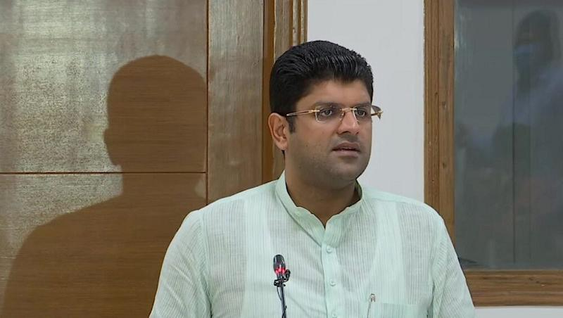 Dushyant Chautala Tests COVID-19 Positive, Haryana Deputy CM Goes Into Isolation
