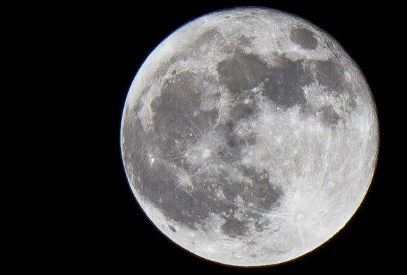 Full Moon Tonight: Facts About 2012's Last Lunar Show