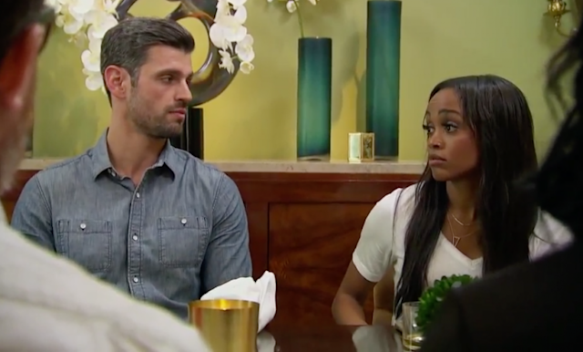 Peter and Rachel on 'The Bachelorette' (Photo: ABC)