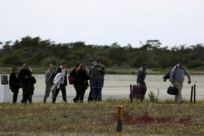 Parts of Missing Chilean Military Plane Found; Officials Pessimistic About Finding Survivors