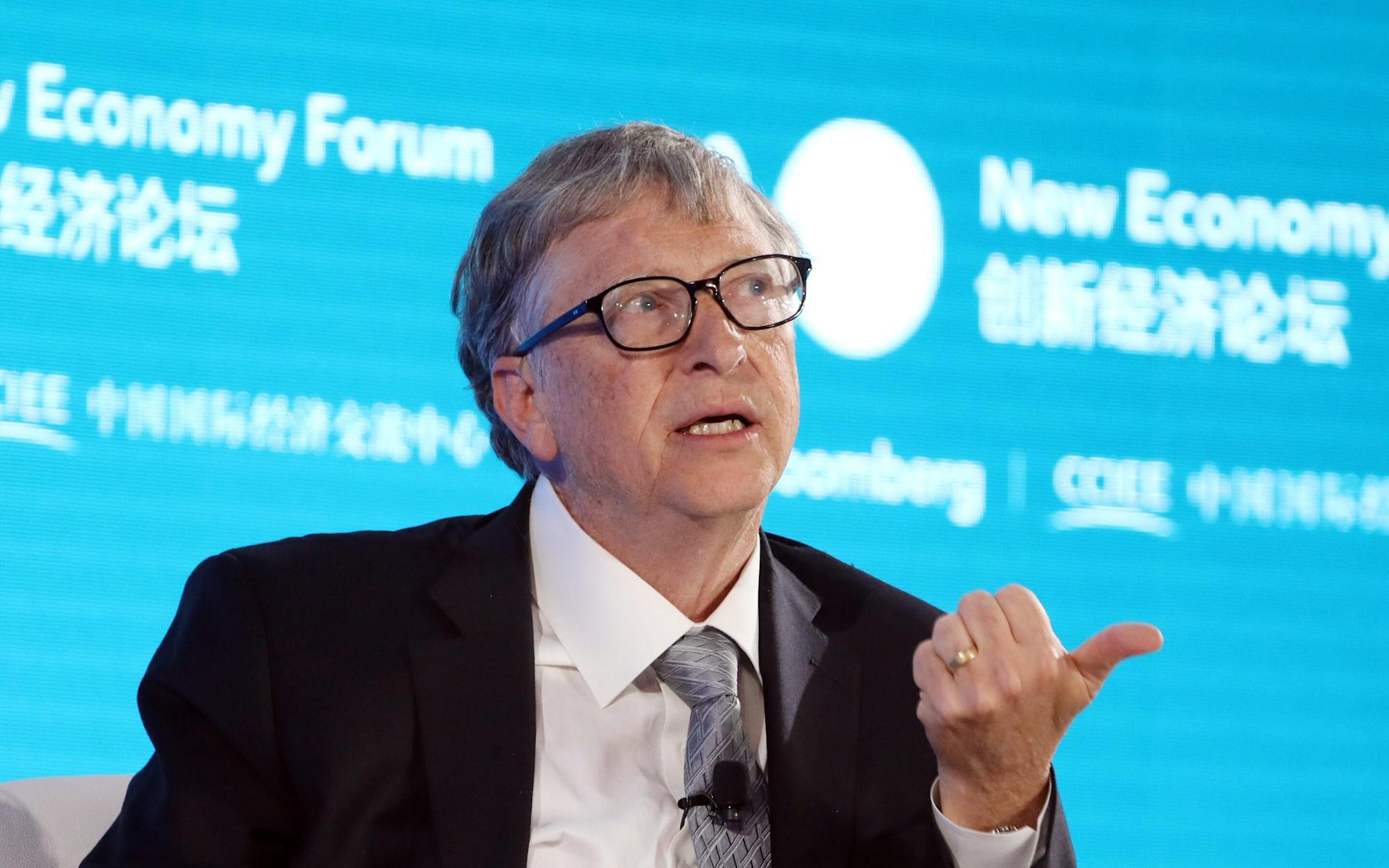 Bill Gates and George Soros join buyout of UK Covid testing company