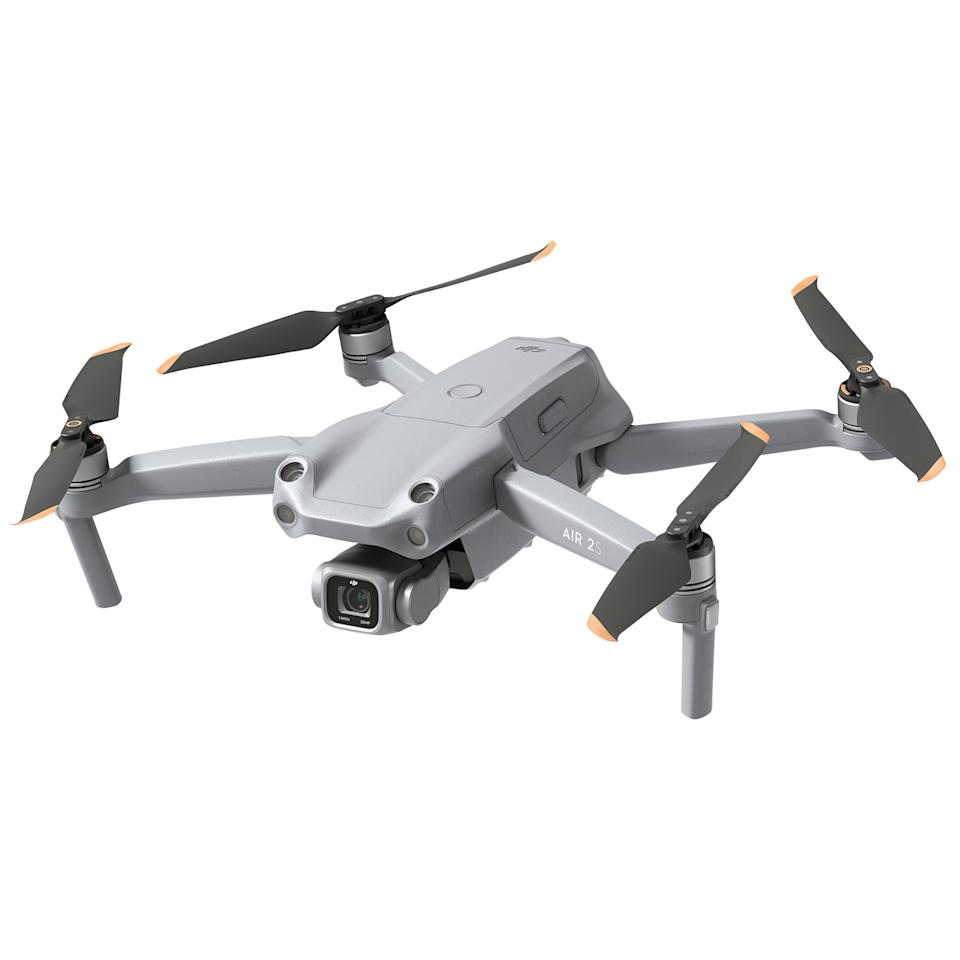 DJI Air 2S Quadcopter Drone. Image via Best Buy.