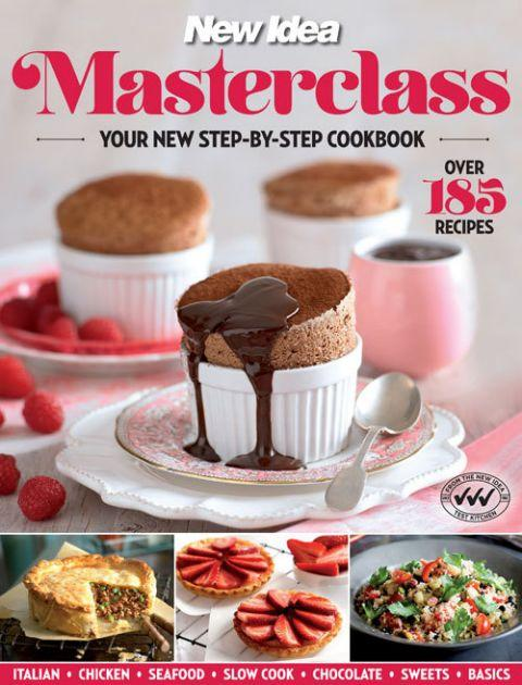 New Cookbook From The New Idea Test Kitchen