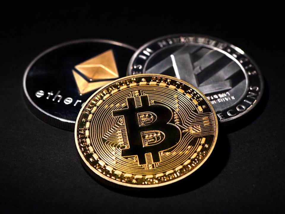 June 2021 has been a rocky month for bitcoin and other leading cryptocurrencies (Getty Images)