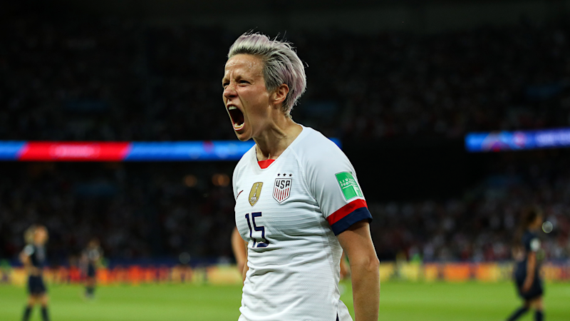 Megan Rapinoe narrates incredible You Can't Stop Us campaign