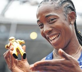 Fraser-Pryce overcome Asher-Smith as fastest