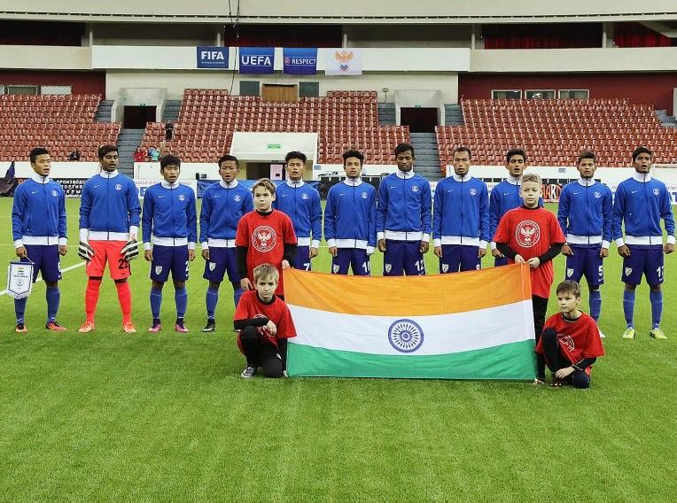 India U17 World Cup Preparation: Estoril U17 4-1 India U17 - Blue Tigers' colts fall prey to Canaries