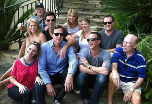 Full House reunion | Photo Credits: Andrea Barber/Twitter