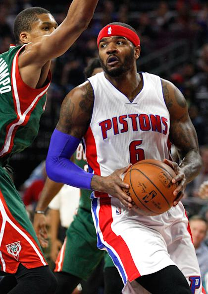 Josh Smith is hoping to jump-start his career with the Rockets. (USATODAY)