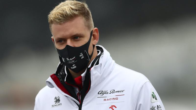 Bad weather prevents Mick Schumacher's Formula One debut
