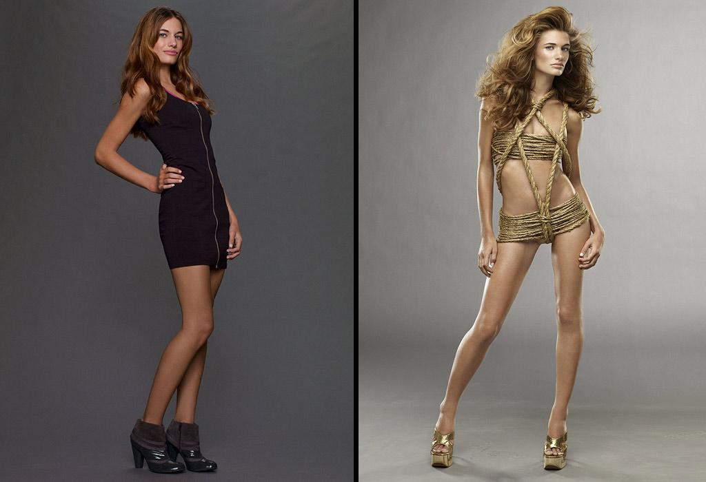 """Kara has her slightly lightened for her """"Ty-over"""" on Le Cycle 13 of <a href=""""/america-39-s-next-top-model/show/35130"""">""""America's Next Top Model.""""</a>"""