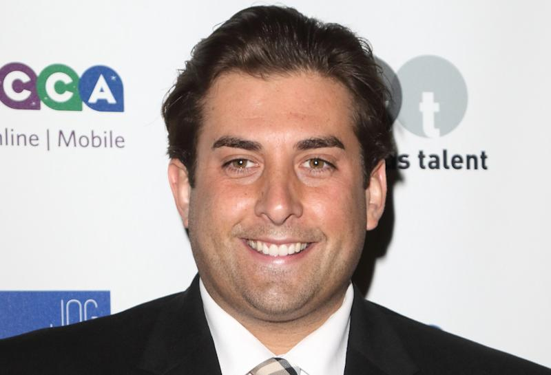 James Argent has apparently been banned from the budget airline (Credit: Getty Images)