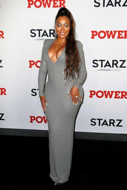 PHOTO: La La Anthony attends the 'Power' final season world premiere at The Hulu Theater at Madison Square Garden on August 20, 2019, in New York. (Dominik Bindl/FilmMagic via Getty Images)