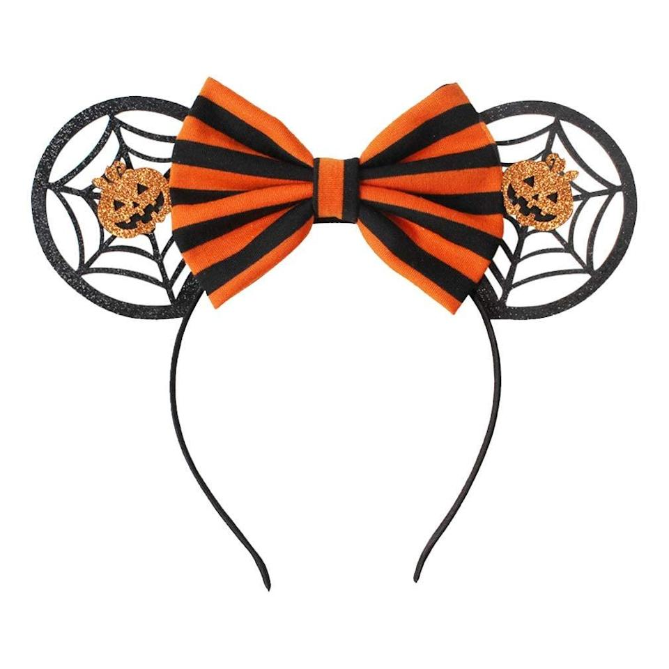 <p>How cute are these <span>Disney Halloween Mouse Ears</span> ($11)?</p>