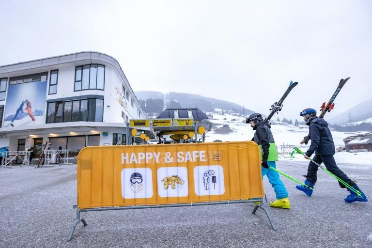 Austria reopened more than 400 ski stations