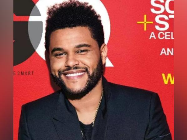 Musician The Weeknd
