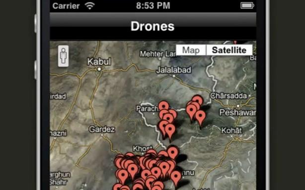 Apple Rejected the Drone Tracker App Because it Could