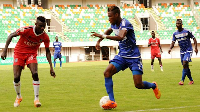 The Promise Keepers' striker has praised the brilliance of the team in the first round and has stated that the club will do more in the second round.