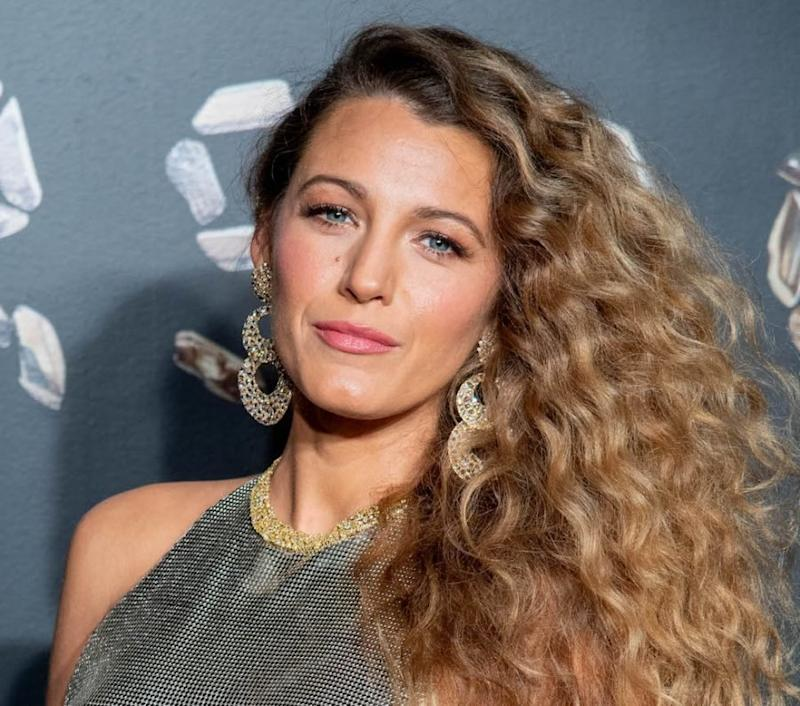 Blake Lively has a bowl cut for her new movie, and even her sister didn't recognize her