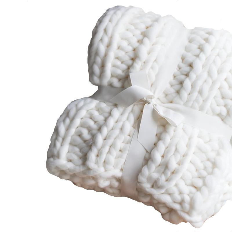 """<a rel=""""nofollow noopener"""" href=""""https://rstyle.me/n/c7erjschdw"""" target=""""_blank"""" data-ylk=""""slk:Chunky Knit Blanket, Etsy, $140""""An easy way to transition your home from summer to fall is to double down on cozy textures. Swap out your lighter more colorfully patterned throw blankets for more chunky hand-knotted options. If the blankets you're adding can be in more fall-inspired colors that's great—think mustard yellow, charcoal grey and camel colors.&quot;"""" class=""""link rapid-noclick-resp"""">Chunky Knit Blanket, Etsy, $140<p>""""An easy way to transition your home from summer to fall is to double down on cozy textures. Swap out your lighter more colorfully patterned throw blankets for more chunky hand-knotted options. If the blankets you're adding can be in more fall-inspired colors that's great—think mustard yellow, charcoal grey and camel colors.""""</p> </a>"""