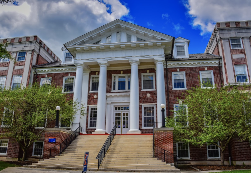The alleged assault took place in December 2013 at Gettysburg College.