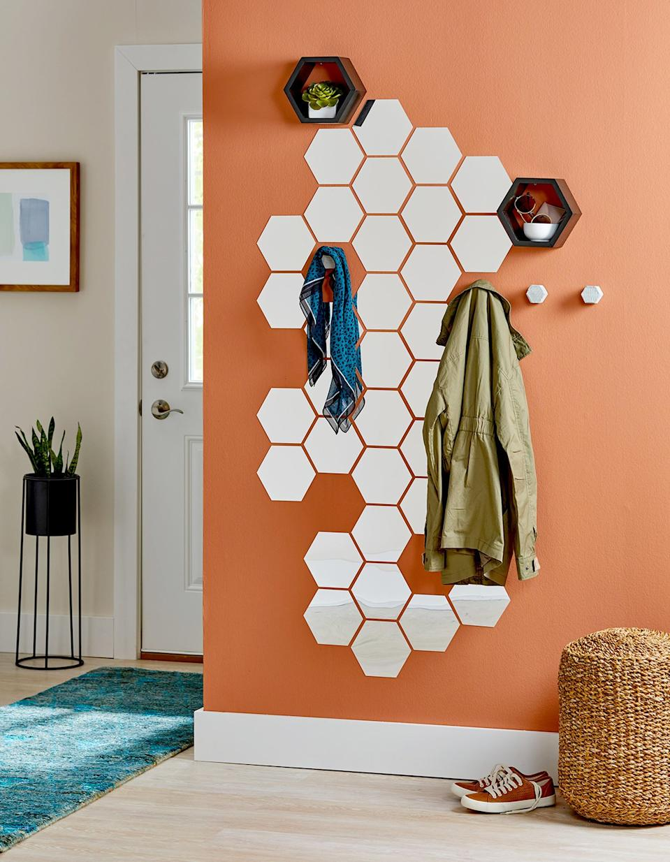 Small Entryway Storage Ideas To Meet All Your Drop Zone Needs