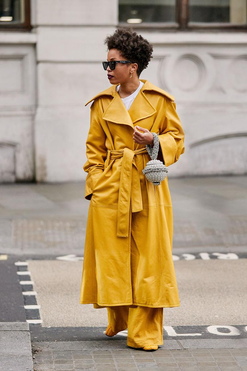 42e17d0492 The Latest Street Style From London Fashion Week