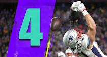 <p>The Patriots got what ended up being an easy win against an overmatched Bills team. But Rob Gronkowski really doesn't look right, and hasn't most of this season. (Rob Gronkowski) </p>