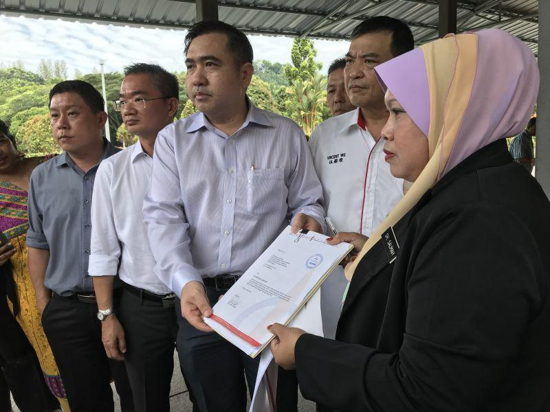 DAP submits new CEC line-up, hopes smooth road to GE14