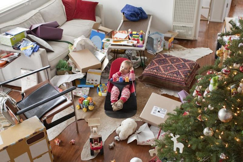 Does your home look like this at the moment? Photo: Getty