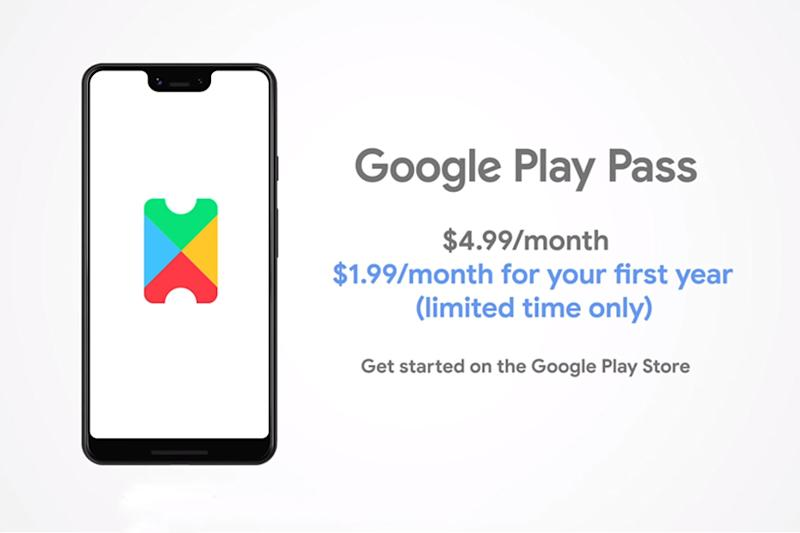 Google Play Pass Launched to Take on Apple Arcade
