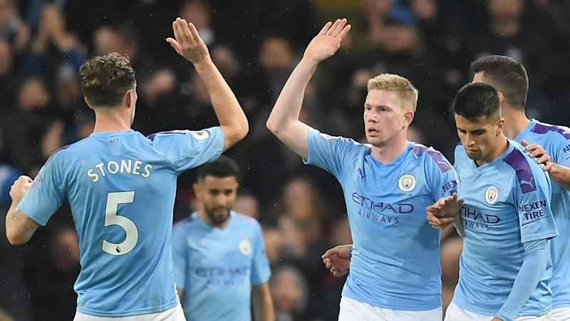 Kevin De Bruyne sees himself as a leader for Man City after starting fightback against Chelsea
