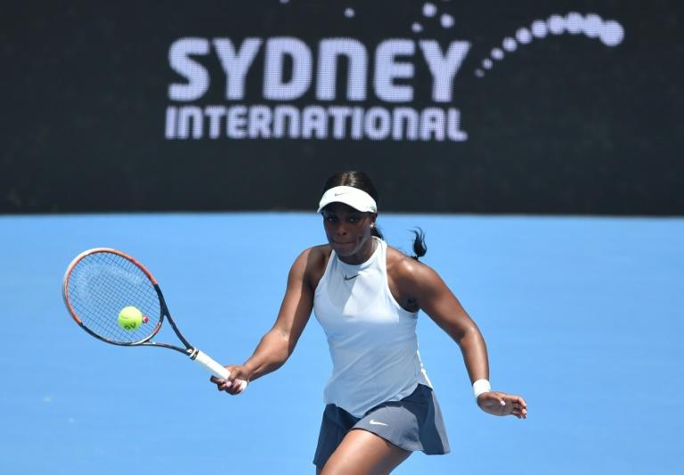 US Open champion Sloane Stephens is among the women's stars who have had injury-hit preparations for the Australian Open