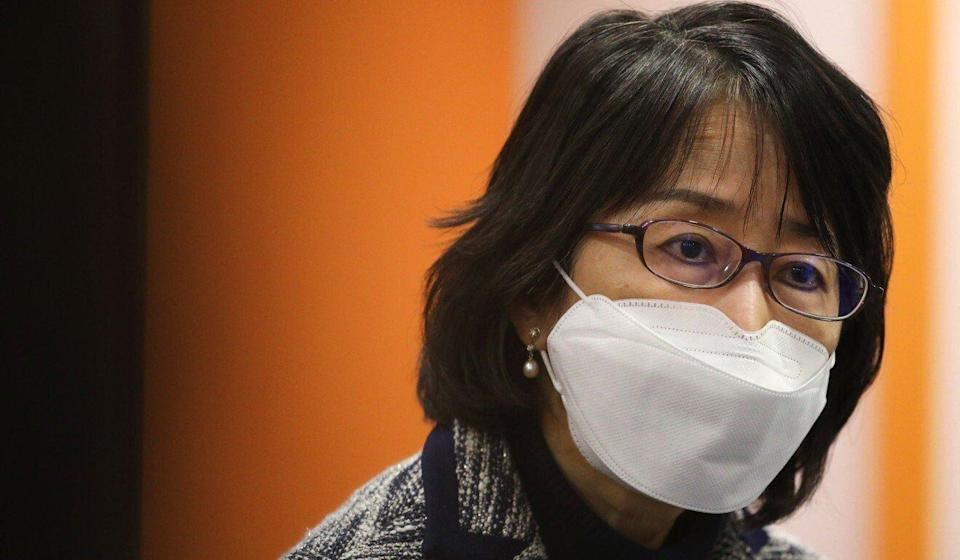 Ada Chung is Hong Kong's privacy commissioner. Photo: Nora Tam