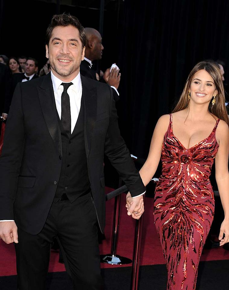 This is going to be one good looking kid, probably with a thick accent that we will all adore! On January 22, impossibly attractive actors Javier Bardem and Penelope Cruz met their adorable baby boy, Leo, when he was born in L.A. The notoriously-private couple married in July.