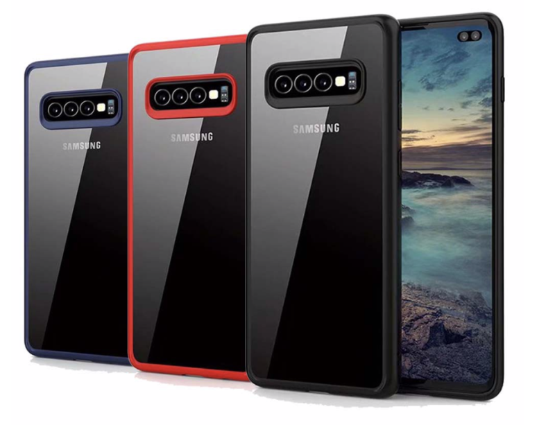 Samsung Galaxy S10 S10 Plus cover. (PHOTO: Shopee)