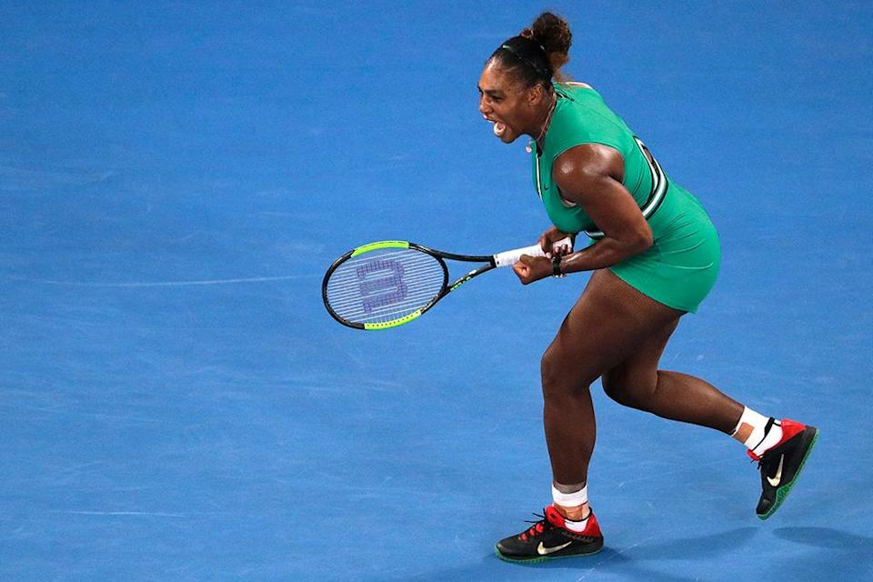 9 Times Serena Williams Stole The Show In Nike Ads