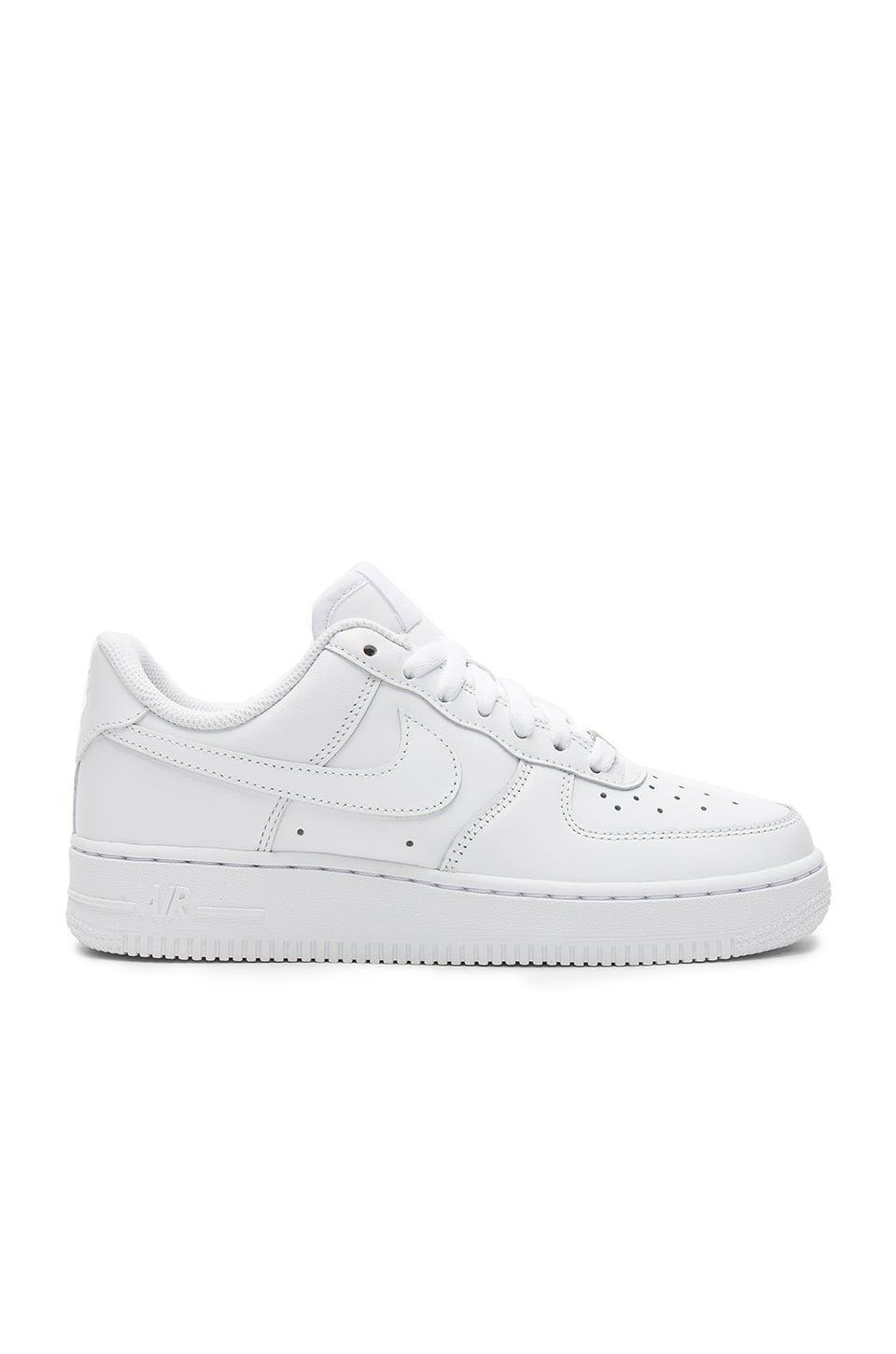 <p>You can't go wrong with gifting these <span>Nike Womens Air Force 1 '07</span> ($90) sneakers to practically anyone.</p>