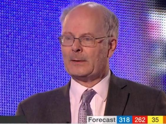 Polling expert John Curtice has described the coming election as an unpopularity contest (BBC)