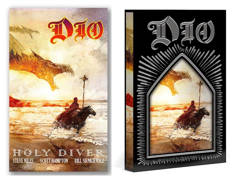 Holy Diver Graphic Novel