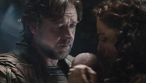 Man of Steel: Russell Crowe on playing Jor-El